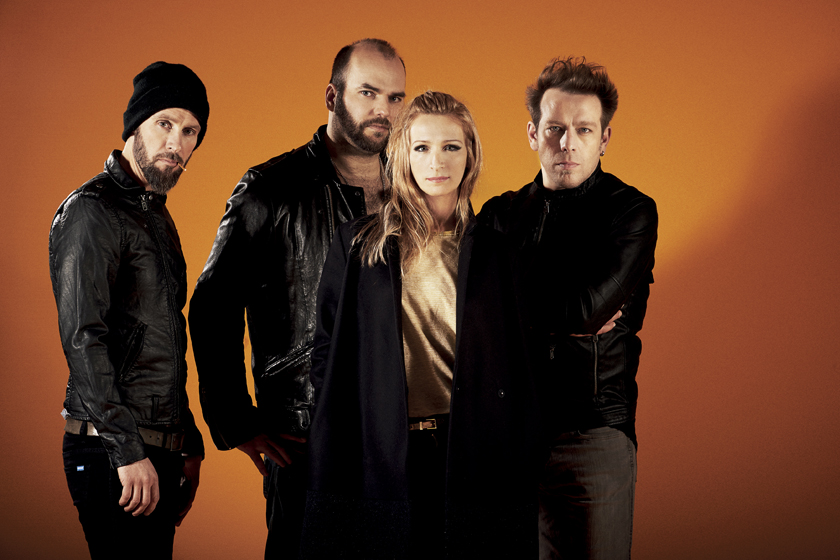 Guano Apes Foto: Harry Weber